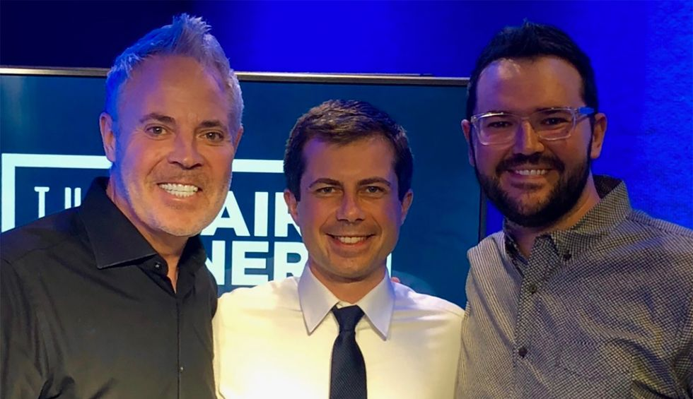 Top conservative broadcaster blocks its own radio stations from airing Pete Buttigieg interview