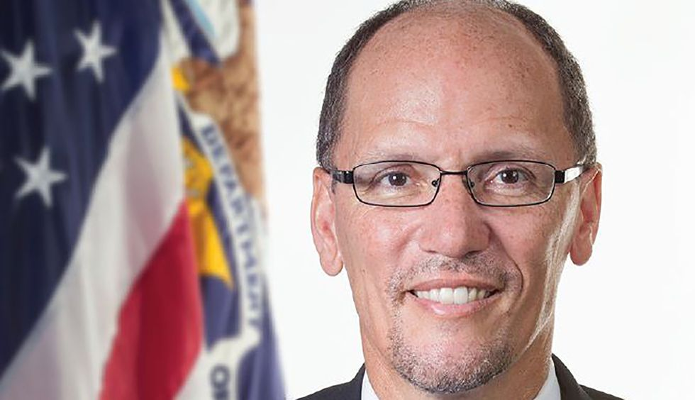 Tom Perez was elected head of DNC thanks to a 'silent coup' in Puerto Rico in 2017: Intercept reporter Ryan Grim