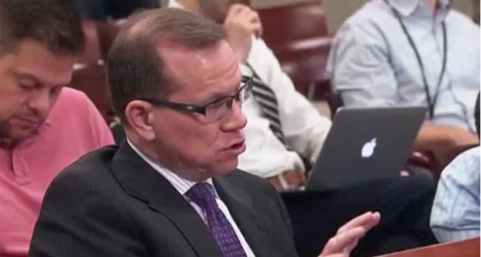 Fox News reporter gets thoroughly demolished on-air for saying Mueller 'failed' in his testimony