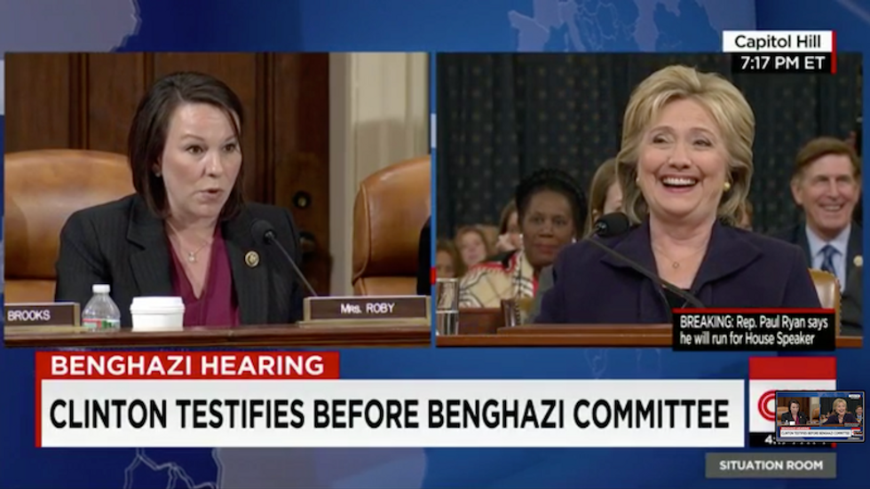 House Republican with embarrassing Benghazi black mark on her record just announced she's retiring