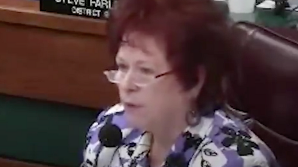 Republican lawmaker caught on tape warning about the 'browning of America'