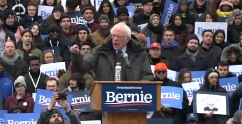 Ignore the pundits--Bernie Sanders would be a formidable general election candidate
