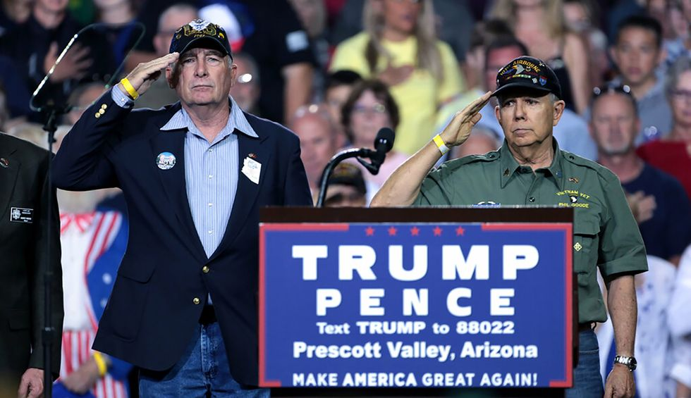 Why is the media obsessed with 'Trump supporters still support Trump' stories?