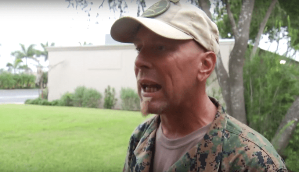 Texas border militiaman is now a federal fugitive vowing to make himself a martyr