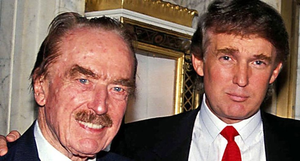 Donald Trump's father was once arrested over infested Maryland apartment buildings