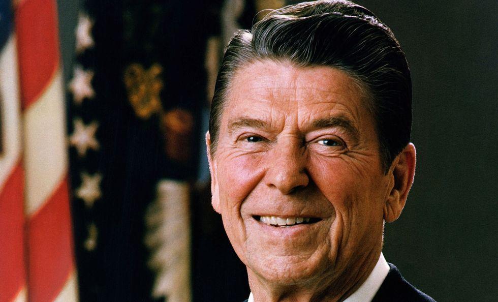 Historian reveals horrifying new recording of Ronald Reagan making Richard Nixon laugh with a racist slur