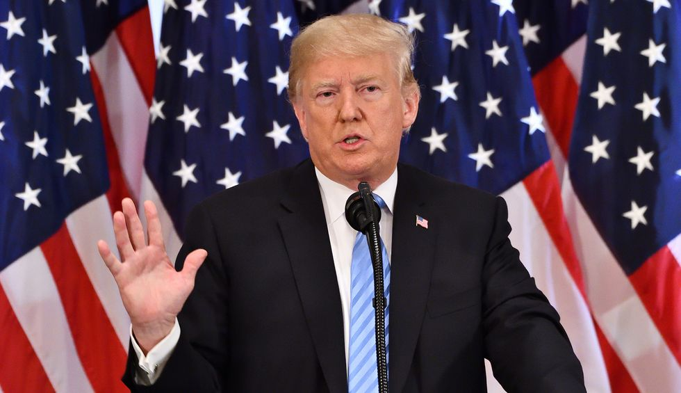 With 2020 looming, Donald Trump pushes his grift and corruption to the next level