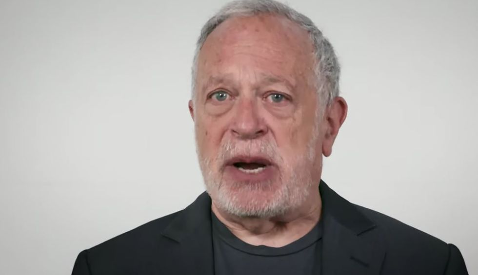 Seriously, frighteningly, dangerously unstable: Robert Reich says Trump's recent actions aren't even remotely rational