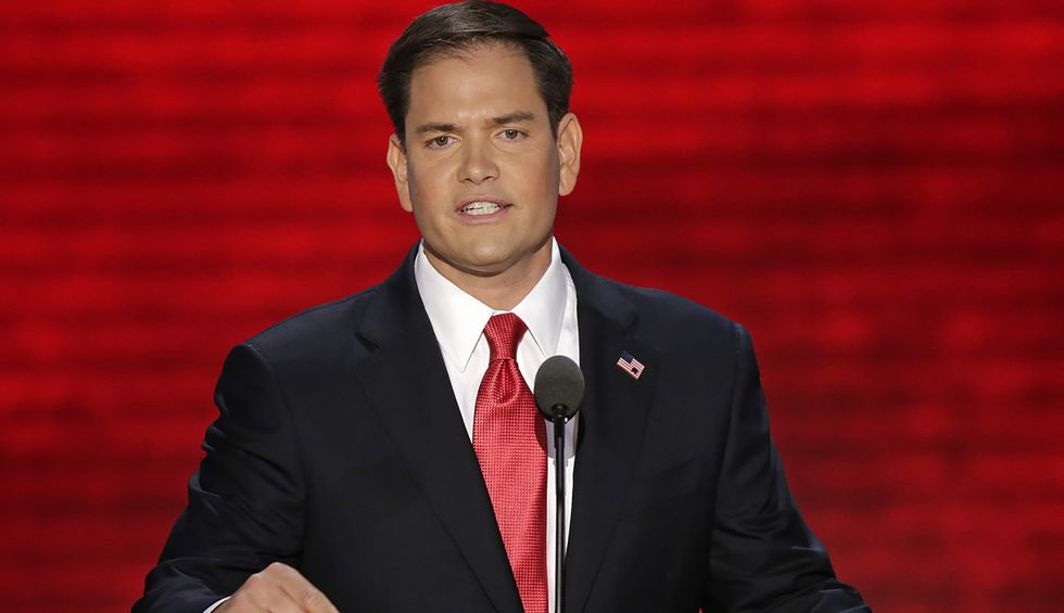 'Grow a spine': Local Florida columnist pummels Marco Rubio for being Trump's 'cowering apologist'