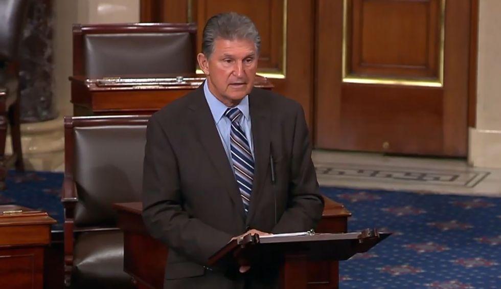 Joe Manchin just gave Democrats a much better chance of taking the Senate