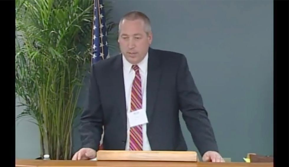 Anti-gay Tennessee DA claims his religious rights are being violated after attempt to have him disqualified