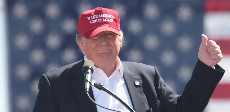 Trump campaign sues Wisconsin TV station over ad using his words on coronavirus