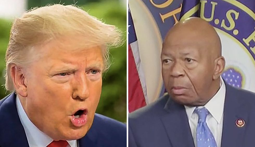 The politics of distraction: Republican and Democrats are both exploiting Trump's racism to avoid dealing with real issues
