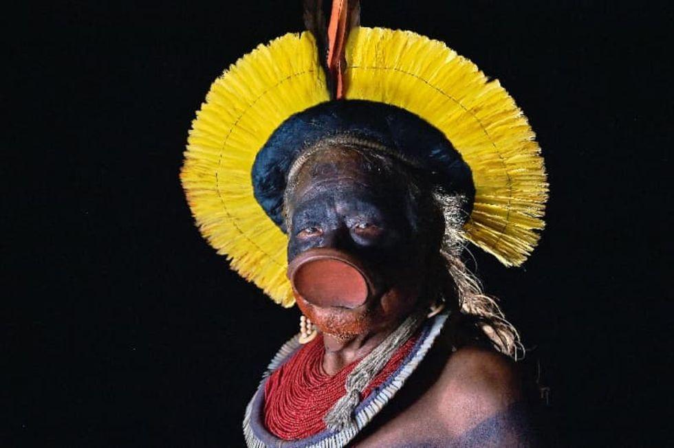 Bolsonaro using virus against indigenous people: leader