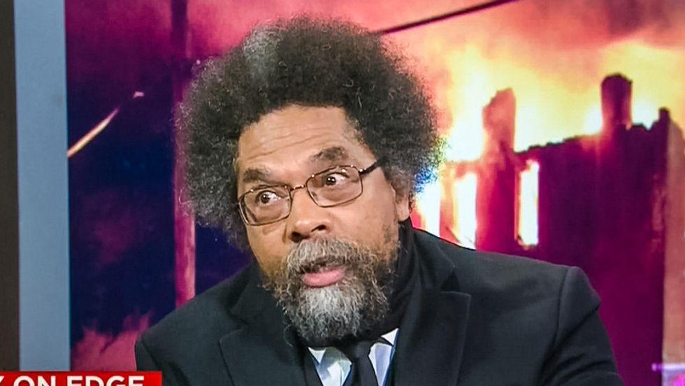 Cornel West: Corporate media's superficial coverage helped create 'fascist Frankenstein Trump'