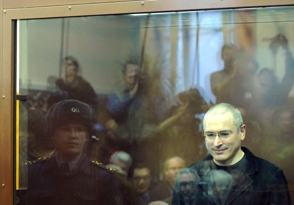 Doc filmmaker Alex Gibney on 'Citizen K': The real-life thriller of an oligarch who turned against Vladimir Putin