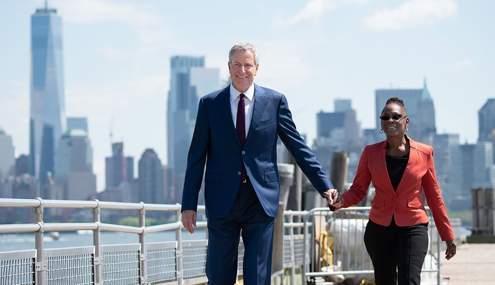 Bill de Blasio learned of a federal investigation — and suspended his 2020 bid the next day: report