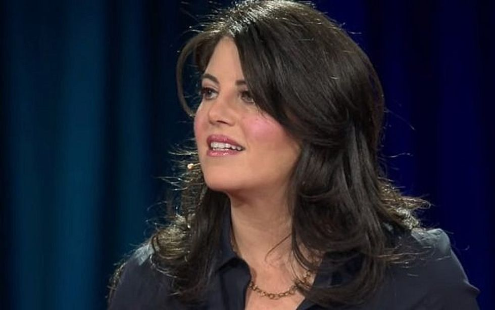 'Are you f*cking kidding me:?' Monica Lewinsky reacts to Ken Starr joining Trump's impeachment defense team