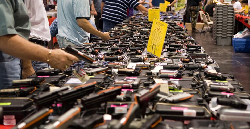 Why Americans are buying more guns than ever