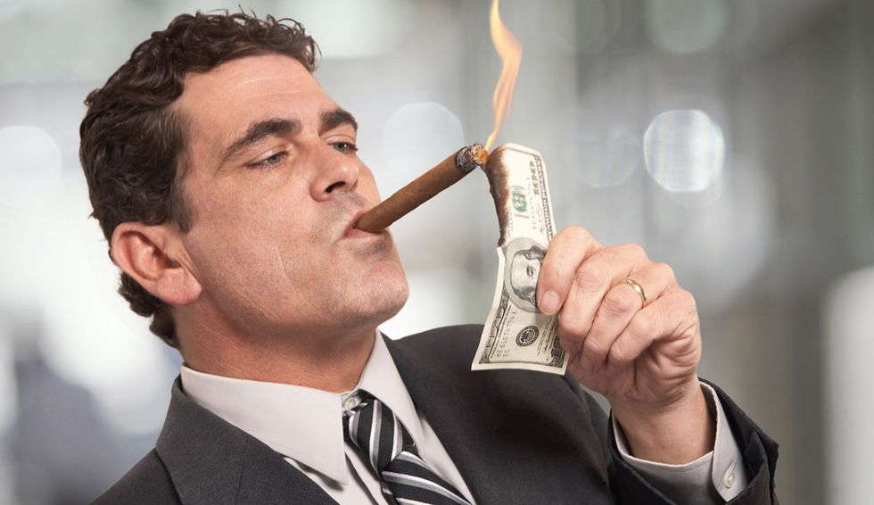 Greedy bosses are bad for business, study finds