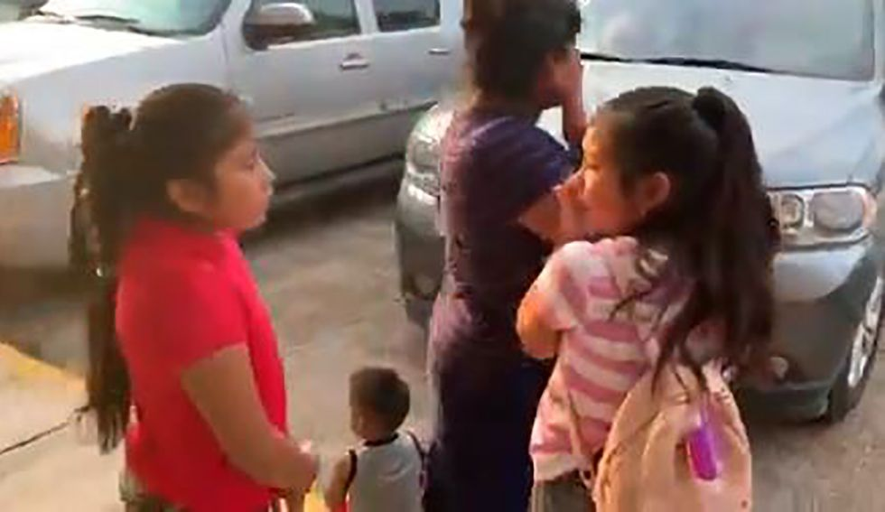 Videos of weeping children and loved ones spread as ICE arrests 680 in Mississippi