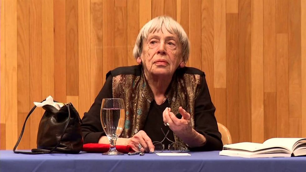Ursula K. Le Guin is still the radical feminist we need today