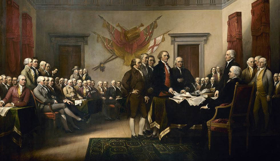 The US a Christian nation? Not according to the Founders