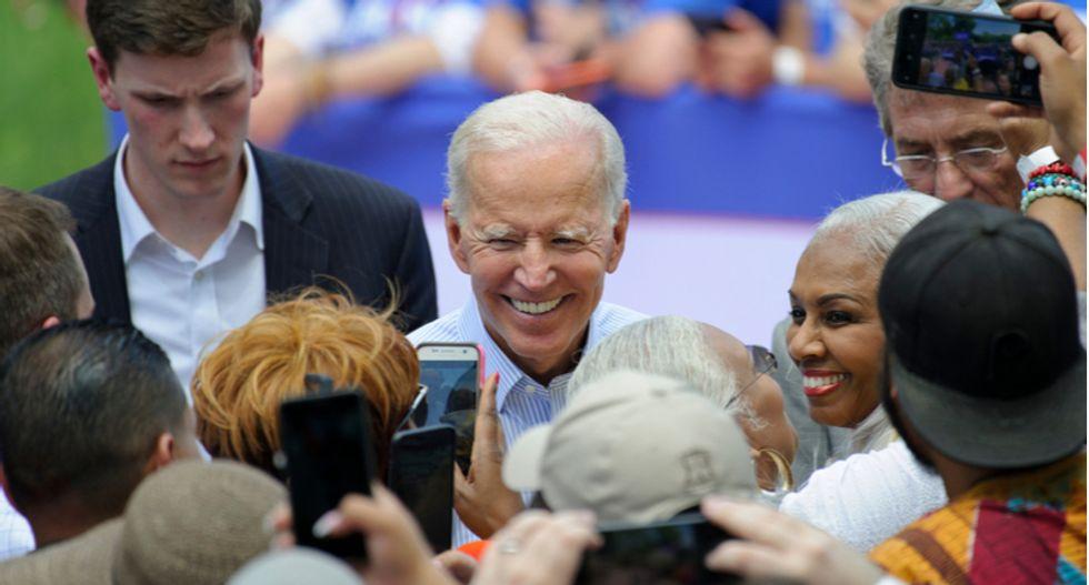 Exclusive: Joe Biden's frontrunner status is a media-driven mirage