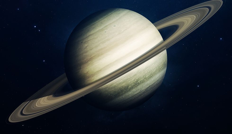 A brief astronomical history of Saturn's amazing rings