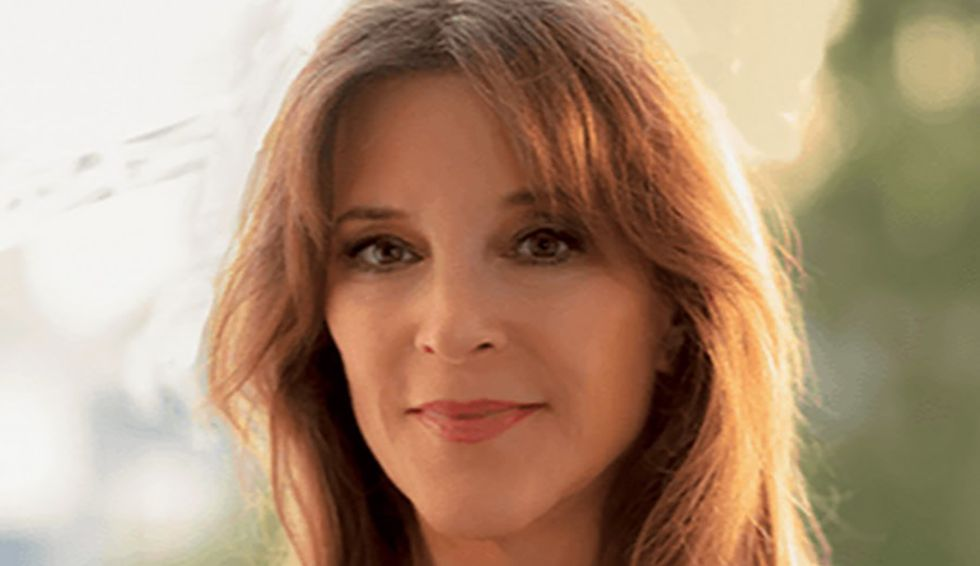 Marianne Williamson will not become our next president — but her call for spiritual renewal makes good practical sense