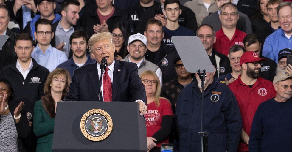 Trump's trade war is driving up unemployment in key 2020 battleground states