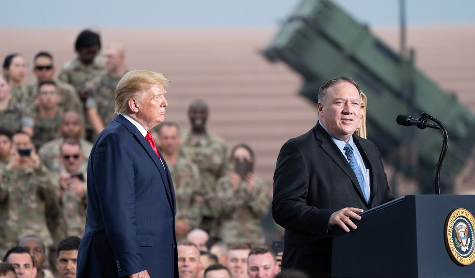 The spiraling Ukraine scandal ensnares Bill Barr and Mike Pompeo as Trump becomes increasingly unhinged