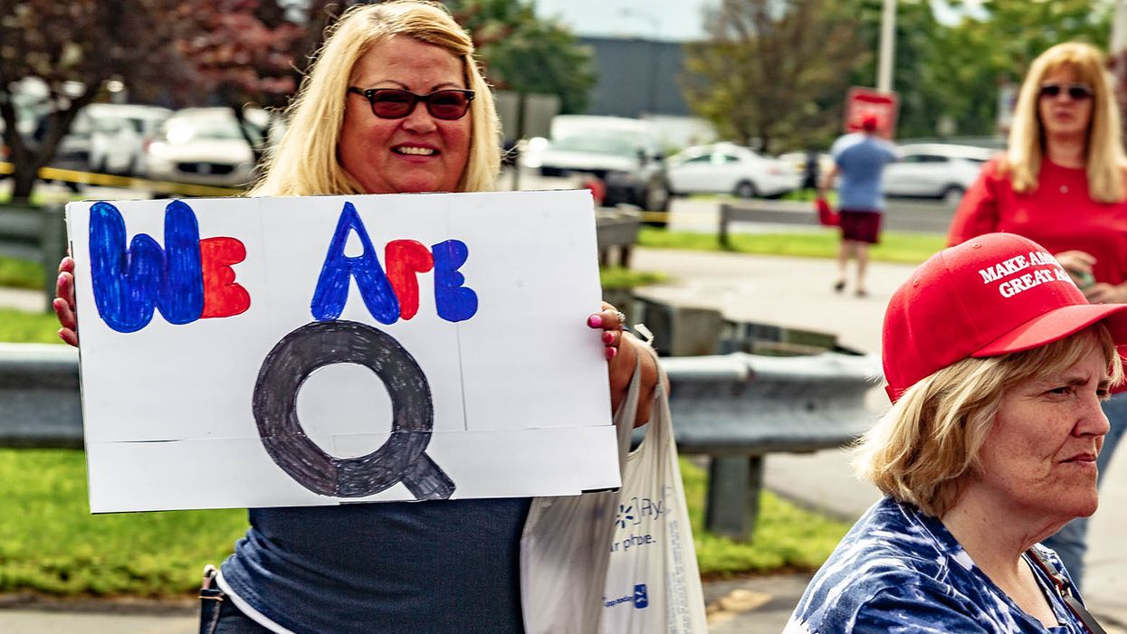 QAnon believers refuse to give up even after Trump leaves White House — here are their craziest theories