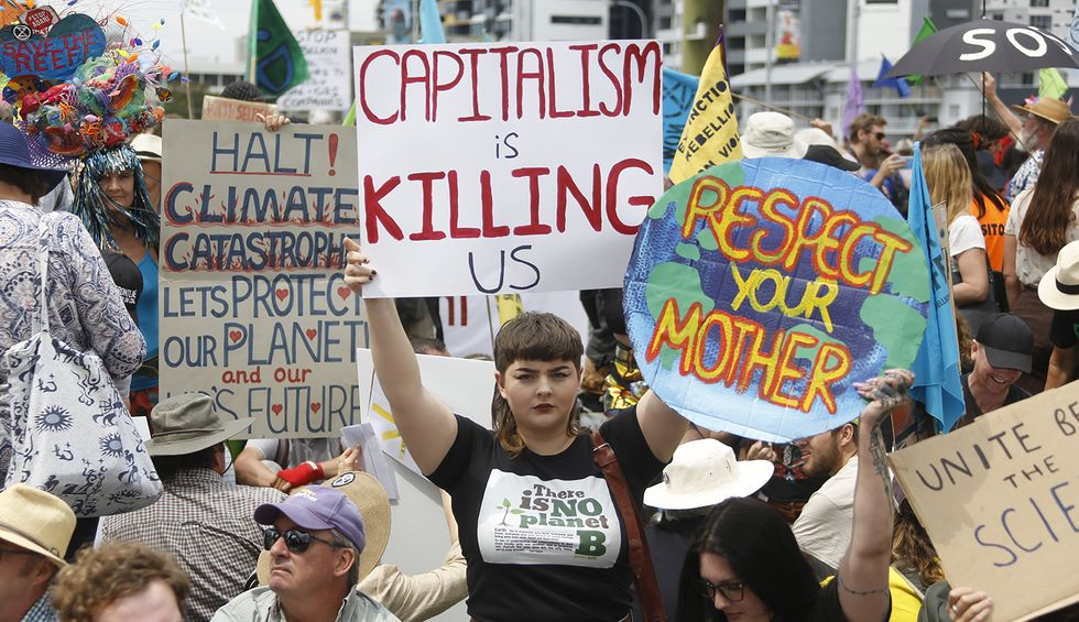 Global poll finds majority believe capitalism does more harm than good