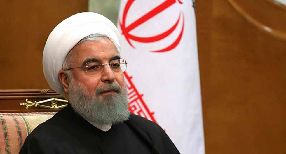 Iran urges diplomatic solution as Trump White House ramps up 'wildly reckless' threats of war