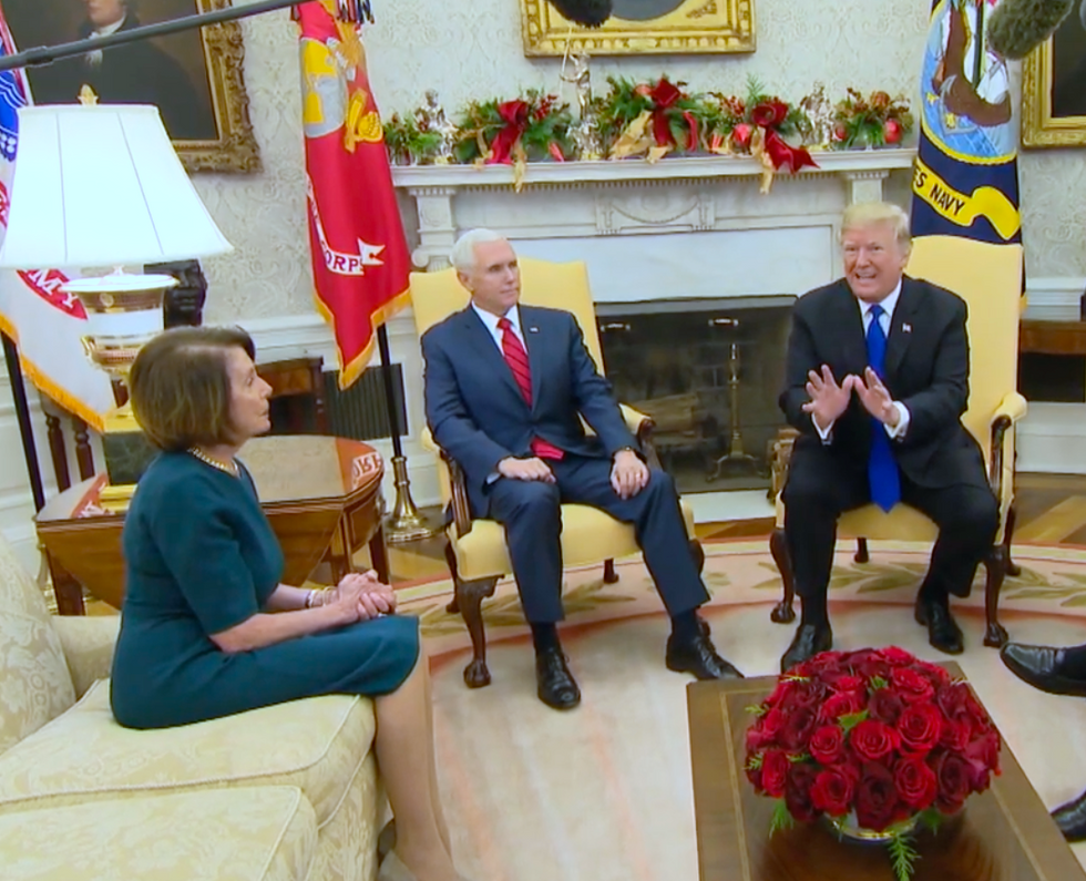 'Irrational and unhinged': Conservative writer explains how Chuck Schumer and Nancy Pelosi outsmarted Trump