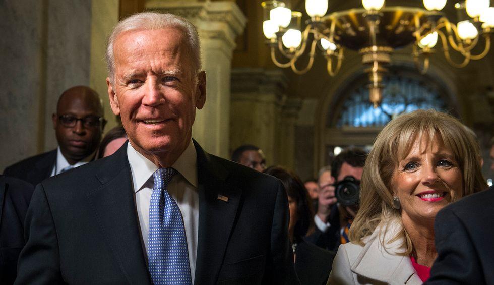 Black Democrats overwhelmingly support Joe Biden to be nominee: poll