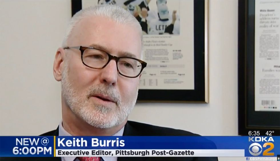 Pittsburgh newspaper editor defends banning 2 Black journalists from George Floyd protest coverage