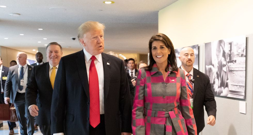 Nikki Haley's plan to defend Trump is accidentally backfiring — and cratering her own credibility