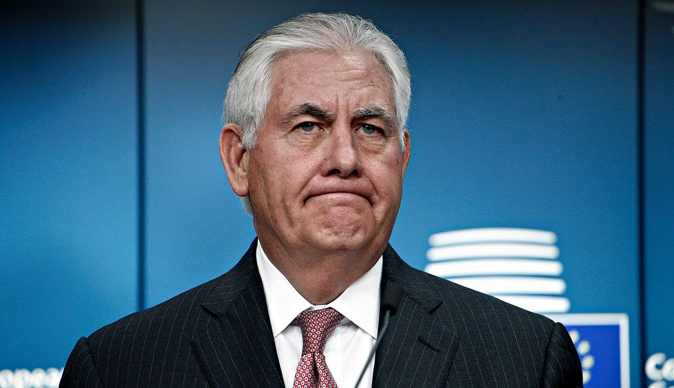 Former Secretary of State Rex Tillerson: 'Wrong' for a president to use foreign aid as collateral