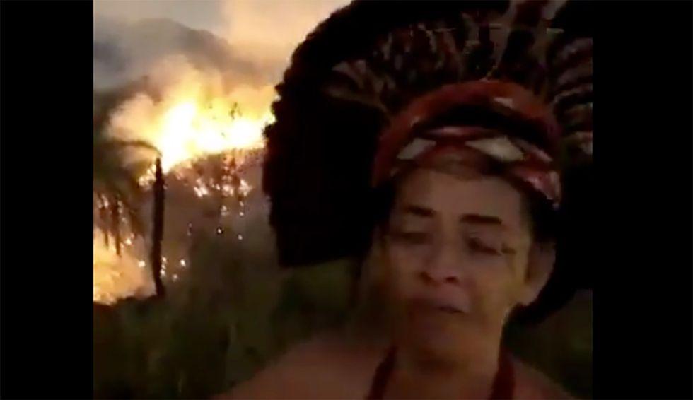 Leaked documents show Brazil's Bolsonaro has grave plans for the Amazon