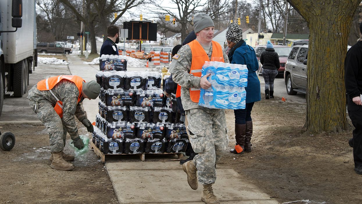 The unfinished business of Flint's water crisis