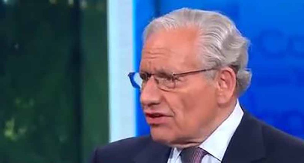 Bob Woodward's new book about Donald Trump captures the president's 'rage'