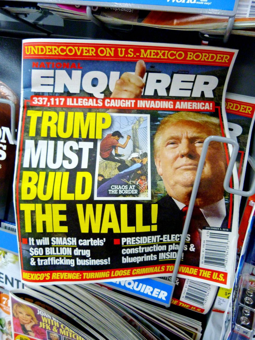 Here Are 5 of the Wildest, Wackiest, Most Outlandish Things David Pecker's American Media Inc. Has Done for Trump