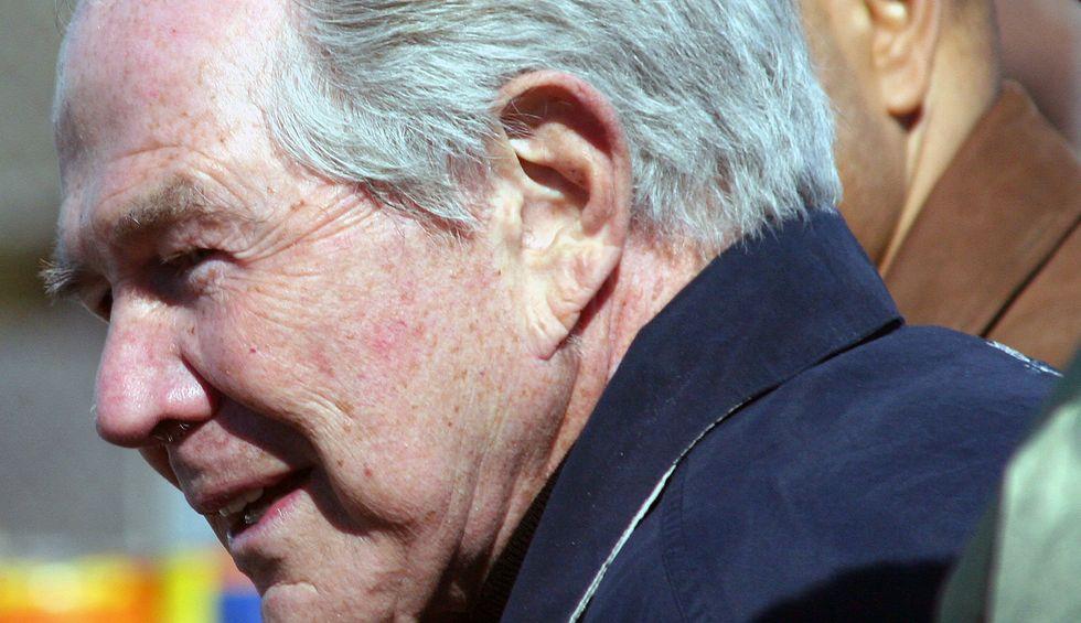 Pat Robertson blames coronavirus pandemic on 'wicked' same-sex marriage