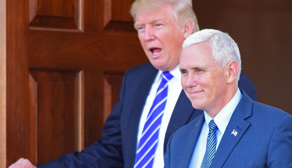 GOP senators 'despise' Trump and wish they could replace him with Pence: Axios reporter