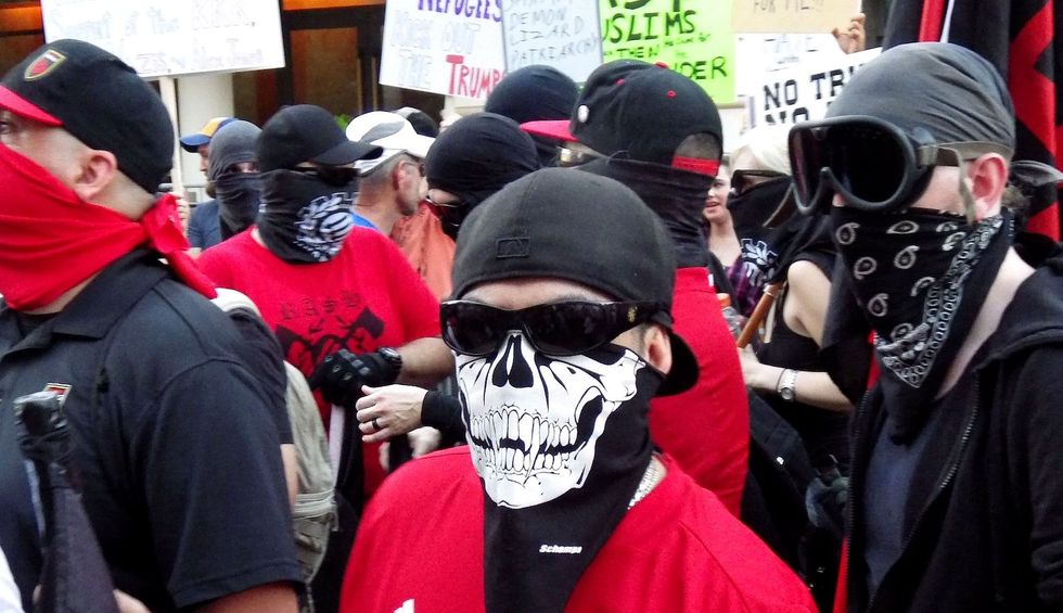 Here are 5 key facts about antifa that Trump and right-wing media are painfully unaware of