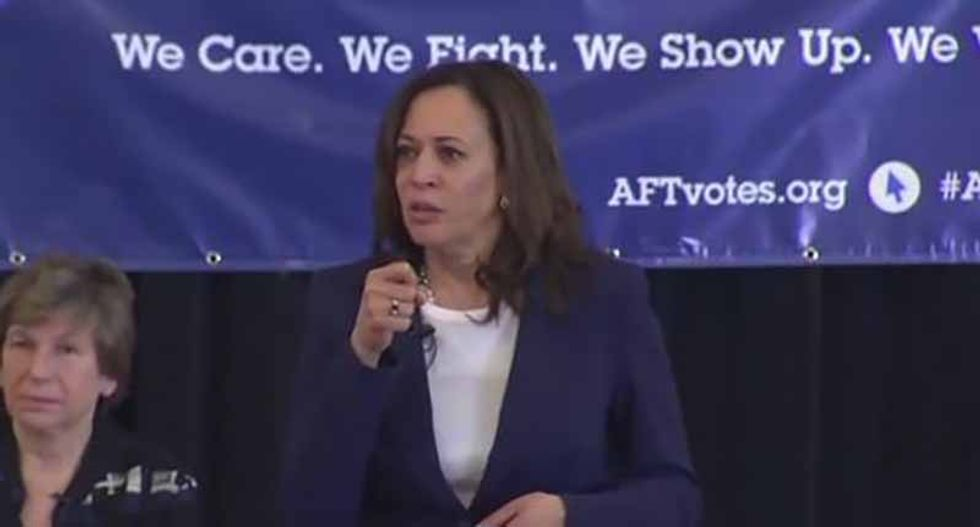 Trump won't attack Kamala Harris because of one reason that frightens the hell out of him: MSNBC panel