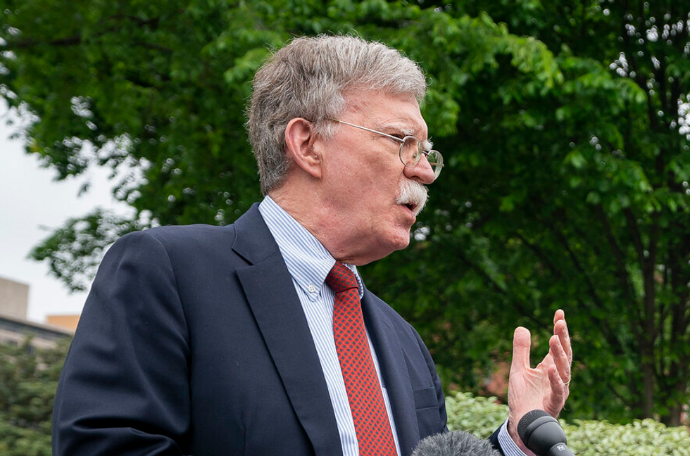John Bolton just got put in his place: report