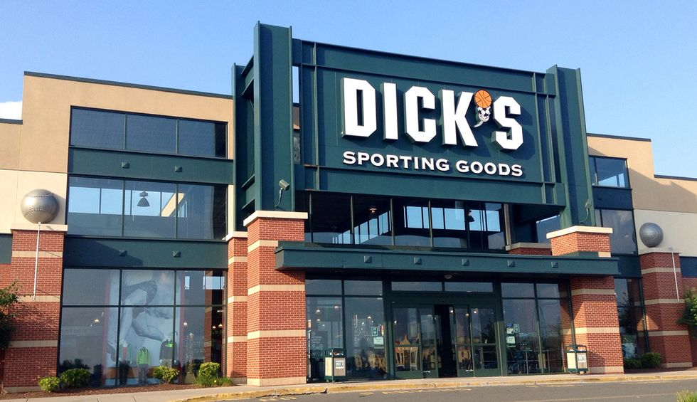 Dick's Sporting Goods stopped selling assault rifles -- and now their sales are surging